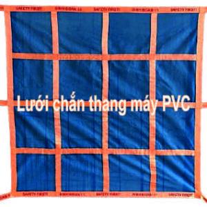 lưới chắn thang máy PVC
