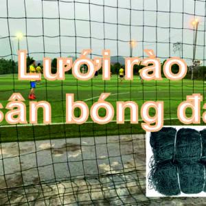 lưới rào sân bóng đá