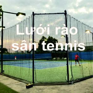 lưới rào sân tennis